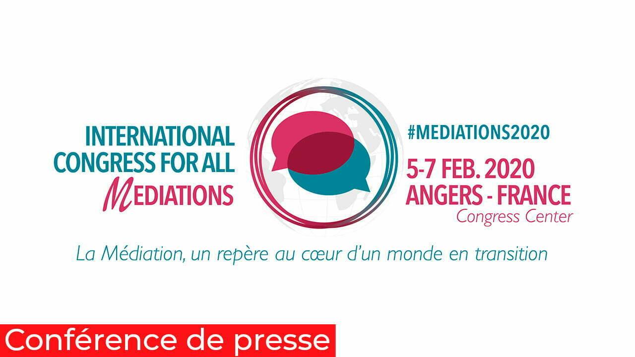 conference de presse digitale Angers congres international mediations